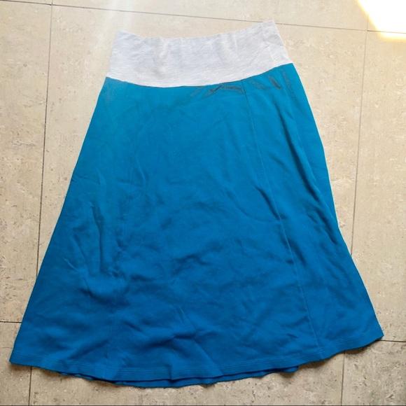 American Apparel Dresses & Skirts - American Apparel long blue skirt